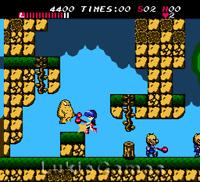 Athena - Classic Fun NES Nintendo Game