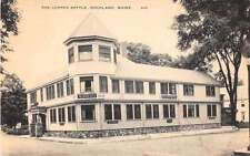 Rockland Maine The Copper Kettle Antique Postcard J51854