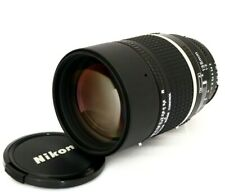 066 NIkon AF DC Nikkor 135mm f/2 ***EXC+++*** TELEPHOTO DEFOCUS Ship By DHL