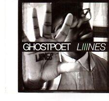 (FT13) Ghostpoet, Liiines - 2011 DJ CD