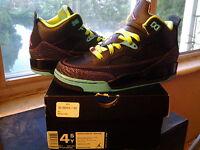 Nike Air Jordan Son Of Mars Low GS Fresh Prince Bel Air Black Gamma v 580604 028
