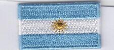 Argentinien ,Argentinia, Patch,Aufbügler,Aufnäher 3,5cm* 2,0 cm