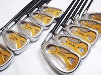 10pc 2star HONMA Twin Marks TM-504 R-Flex IRONS SET Golf Clubs