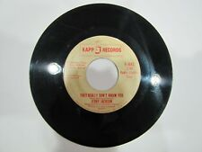 JERRY JACKSON They Really Don't Know You KAPP 464 WLP MEGA RARE NORTHERN SOUL