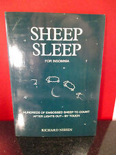 SHEEP SLEEP For INSOMNIA Richard Nissen Counting In the Dark 1985
