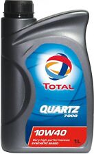 OLIO TOTAL QUARTZ 7000 10W40 1 LITRO