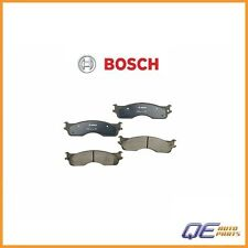 Front Dodge Ram 1500 SRT-10 Disc Brake Pad Set Bosch QuietCast BC1054 / MKD1054