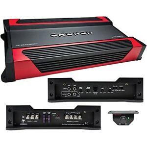 Crunch PZ35202PRO Powerzone 2 X 875 @ 4 Ohms 2 X 1750 @ 2 Ohms 1 X 3500 Watts @