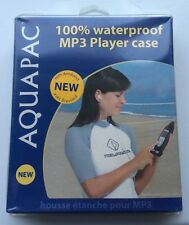 Aquapac 100% Waterproof case iPod / MP3 player - Black, brassard running sailing