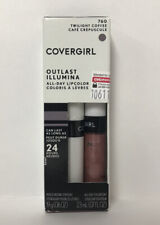 Covergirl Outlast All-Day Lip Color-760 Twilight Coffee
