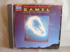 Camel- Pressure Points- LIVE in Concert- LONDON- Made in W-Germany