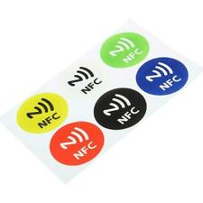 Mode NFC Tag Stickers Rfid Adhesive Label PET for-Samsung iPhone 6 plus Neu Hot.