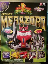 Legacy Mighty Morphin Power Rangers MegaZord 20th Anniversary Saban's Bandai