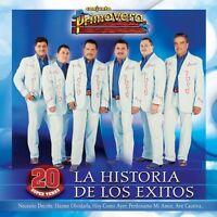 Conjunto Primavera - Historia de los Exitos [New CD]