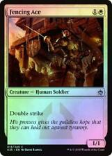 6x Fencing Ace - Foil 13/249 Near Mint Masters 25