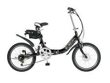 Unisex Adult Electric Bike Bicycles with Mudguards