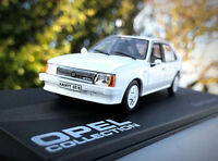 Vauxhall Astra GTE MK1 - Opel Kadett D GT/E 1:43 Model Car - Opel Collection iXO