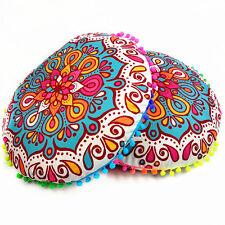 Indian Mandala Bohemian Cushion Case Soft Sofa Throw Waist Pillow Cover