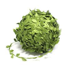 77m Artificial Ivy Wreath Garland Foliage Green Leaves Fake Vine DIY Home Decor