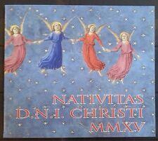 VATICANO - Papa Francesco - Libretto Natale 2015 **