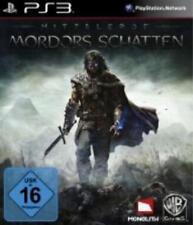 Playstation 3 Schlacht um Mittelerde Mordors Schatten Gebraucht Neuwertig