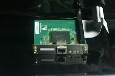Zebra S4M Internal 10/100 Ethernet Print Server Network Card G20063M 29691