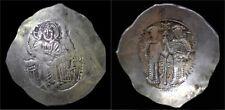 Alexius Iii Angelus Comnenus electrum aspron trachy- not priced in Sear!