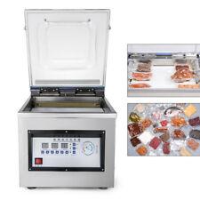 Commercial Vacuum Packaging Machine Digital Food Chamber Vacuum Packing Sealer