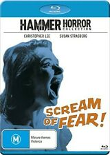 Scream of Fear (aka Taste of Fear) [New Blu-ray] Australia - Import