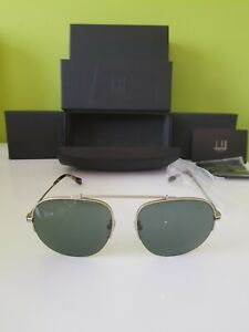 Rare Genuine Dunhill Sunglasses SDH102 Gold Tone  BRAND NEW, 100% ,  RRP £219