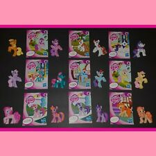 Ponyville TRU Exclusive MLP Complete Set My Little Pony Figure Lot G4 Ponies FIM