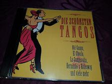 CD Die schönsten Tangos - Album 1995