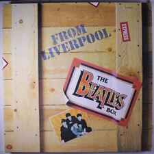 Beatles: The Beatles box LP (Japan, 8 LPs box set w/ 2 booklets, inner sleeves