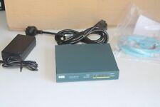 FIREWALL / PARE-FEU / VPN .. CISCO PIX 501 + transformateur.. Ref : 47-10539-01