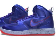 Nike Air Force 1 Lunar Fuse Trainers In Game Royal Blue. Size 9 UK. Mid Duckboot