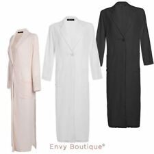 Chiffon Machine Washable Coats, Jackets & Vests for Women