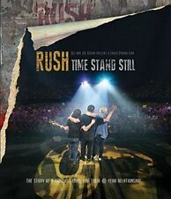 Rush: Time Stand Still (Blu-ray Disc, 2016)