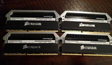 Corsair Dominator Platinum 16GB (4x4GB) DDR3  (1600MHz)