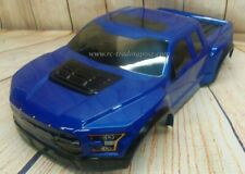 Custom Painted Body 2017 Ford F-150 Raptor For 1/10 RC Short Course Truck Slash