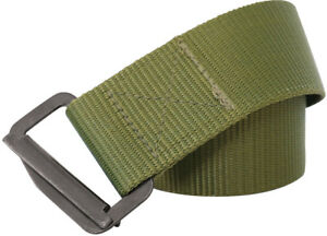 Heavy Duty Riggers Uniform Belt BDU Tactical Military Army Outdoor Shooting CCW