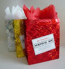 MY TEACHER Survival Kit MALE Fun Novelty Gift From A Child To Say Thank You
