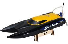 Barcos y navíos de radiocontrol negros