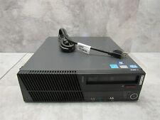 Lenovo ThinkCentre M82 SFF Computer - i5-3470 3.2GHz 4GB RAM DVDRW Desktop PC