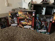 Transformers Kingdom Rodimus Prime Ultra Magnus Optimus Prime 1986 Jazz lot