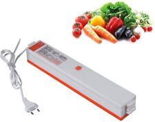 Macchina per sottovuoto alimenti 35 Cm confeziona cibo casa 100W FreshpackPro
