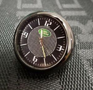 For Landrover Car Clock Refit Interior Luminous Electronic Quartz Ornaments Gift