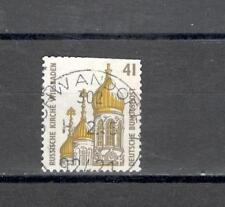 GERMANIA 1493 - FEDERALE 1993 MONUMENTI - MAZZETTA  DI 10 - VEDI FOTO