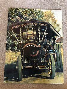 Great Dorset Steam Engine Tractor Showman's Fair Rally Fair Catalogue 1979