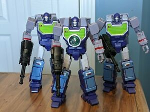 3rd Party -  KFC Toys - E.A.V.I. Metal Phase 5 - Opticlones (2021 Reissue)