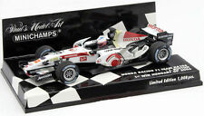 MINICHAMPS Honda Diecast Racing Cars with Unopened Box